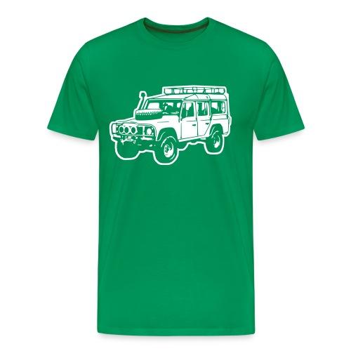 Land Rover Defender - Männer Premium T-Shirt