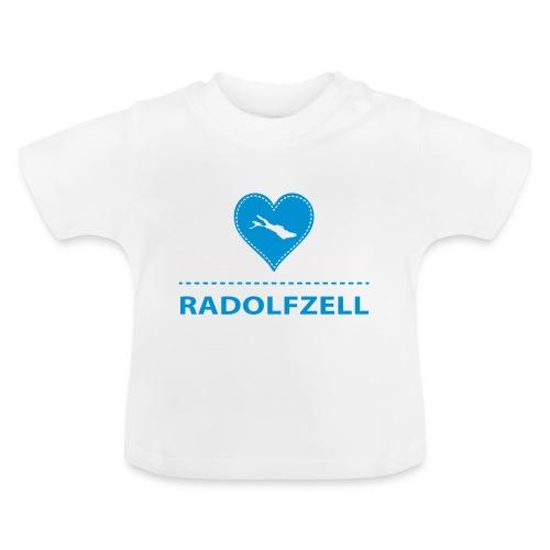 BABY Radolfzell flex blau - Baby T-Shirt