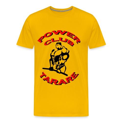 color tee shirt 2013 sponsor - T-shirt Premium Homme