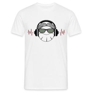 D-list & RD logo  - Men's T-Shirt