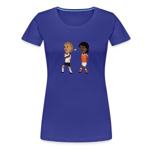 Women T-Shirt - Spitting - Women's Premium T-Shirt