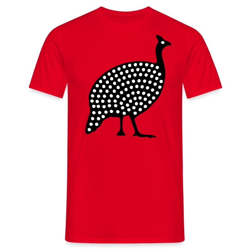 Guinea Fowl, Zimbabwe - Men's T-Shirt