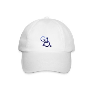 Baseball Cap - Baseball cap with GOs tag on front and option for any text on right