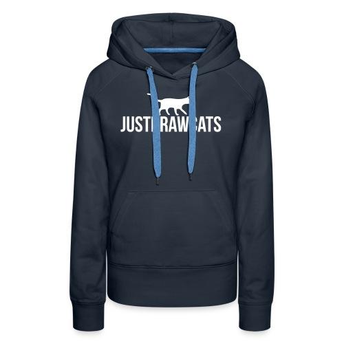 JustDrawCats Vrouwen Sweater - Vrouwen Premium hoodie
