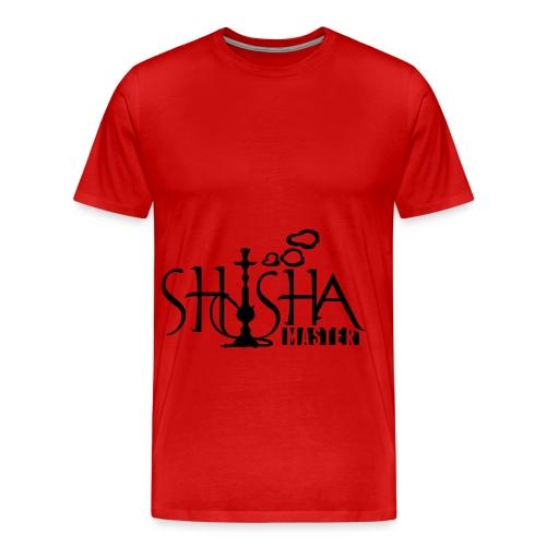 Shisha Master Trui - Mannen Premium T-shirt