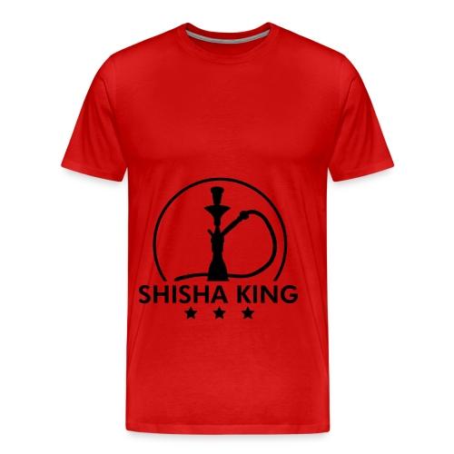 Shisha King Trui - Mannen Premium T-shirt