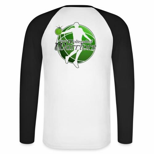 Logo Longsleeve - Männer Baseballshirt langarm