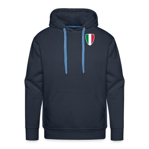 Italia hoodie - Premium hettegenser for menn