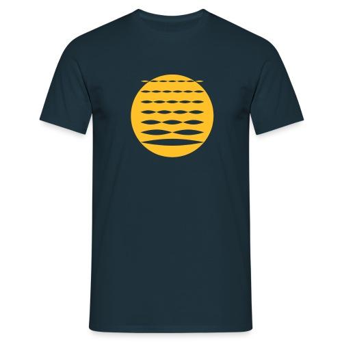 Overtone-Symbol Men - Männer T-Shirt