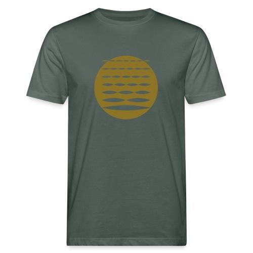 Overtone-Symbol Bio Shirt - Männer Bio-T-Shirt