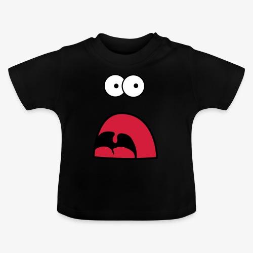 Monster - Schrei und Fressen T-Shirts - Baby T-Shirt