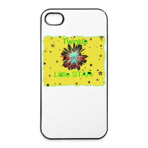 COQUE RIGIDE IPHONE ETOILE STAR - Coque rigide iPhone 4/4s