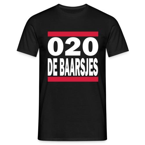 Baarsjes - 020 - Mannen T-shirt