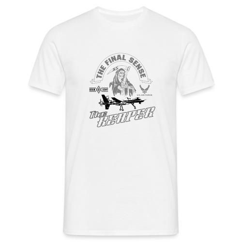 DIONYC - BERLIN ARMY -Reaper - The Final Sense - Männer T-Shirt