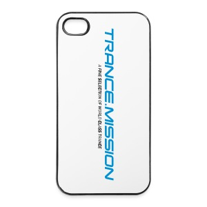 Trance.Mission iPhone S4/S4S hardcase - iPhone 4/4s Hard Case
