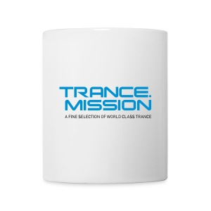 Trance.Mission coffee cup (white) - Tasse