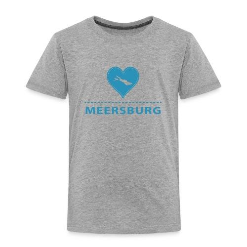 KIDS Meersburg flock blau - Kinder Premium T-Shirt