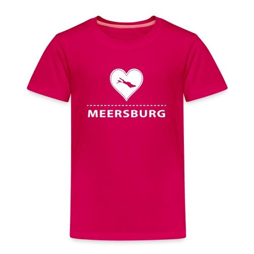 KIDS Meersburg flock weiß - Kinder Premium T-Shirt