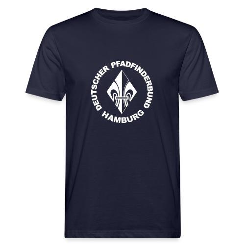 Lilie + DPBH Männer (Ökologisch) - Männer Bio-T-Shirt