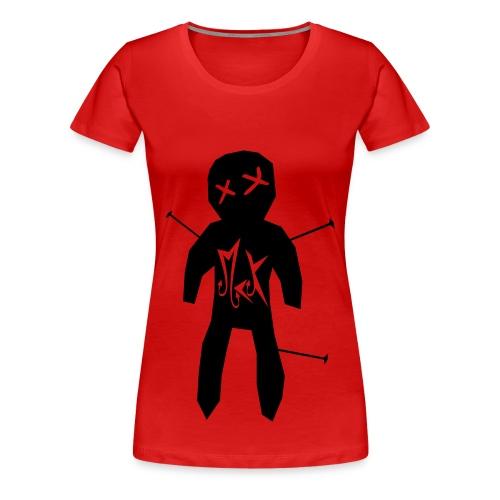 Vudú McKoy - Camiseta premium mujer