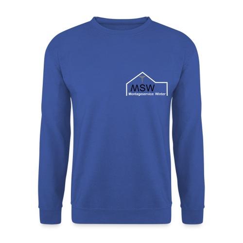 Montageservice Winter Pullover - Männer Pullover