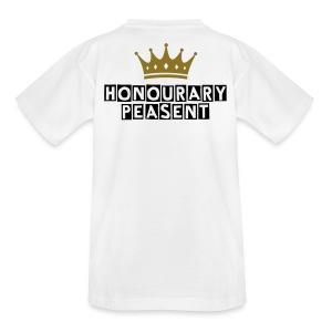 Honourary Kiddie Peasent - Kids' T-Shirt