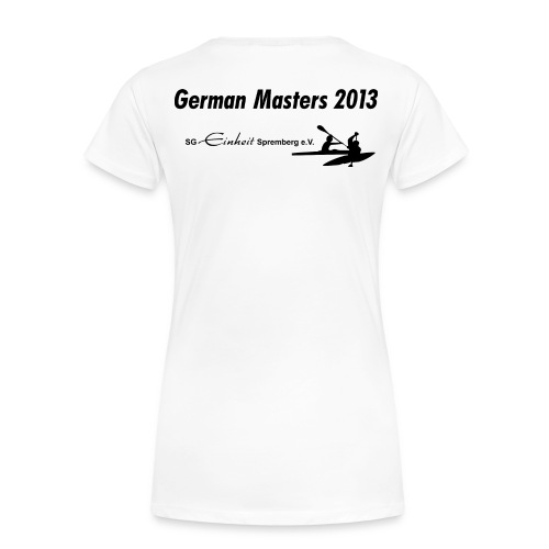 MKV Frauen hell 2 - Frauen Premium T-Shirt