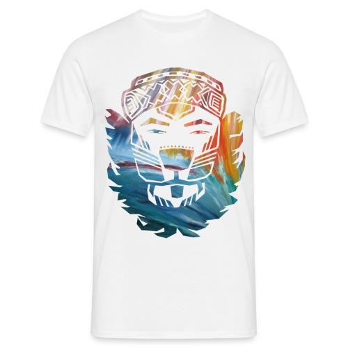LIONXXX T-Shirt (Paint) - Mannen T-shirt