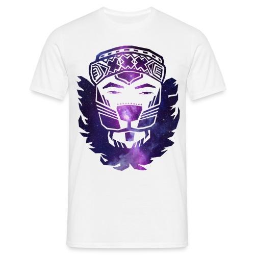 LIONXXX T-Shirt (Galaxy) - Mannen T-shirt