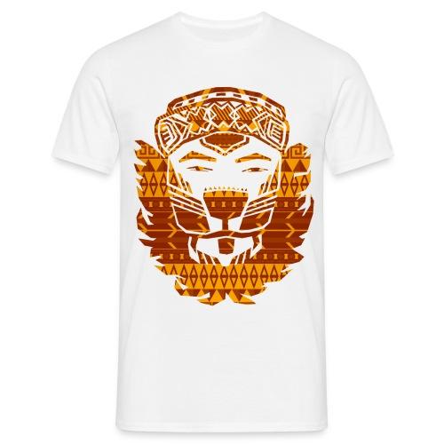 LIONXXX T-Shirt (Aztec) - Mannen T-shirt