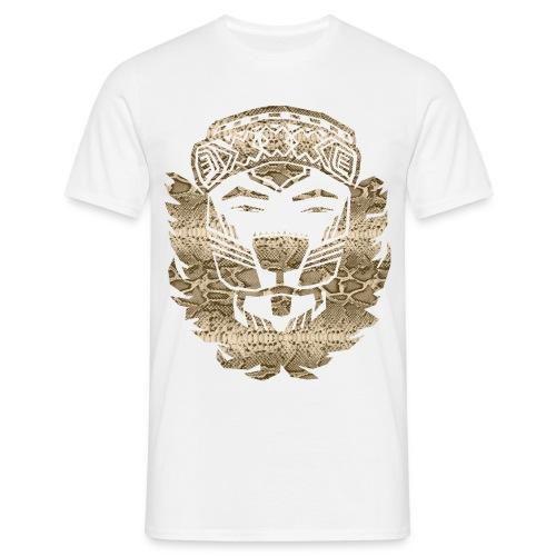 LIONXXX T-Shirt (Snake) - Mannen T-shirt