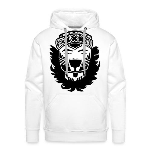 LIONXXX Hoodie (Zwart) - Mannen Premium hoodie