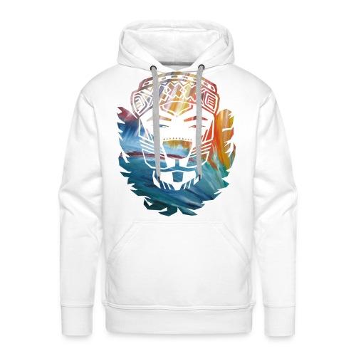 LIONXXX Hoodie (Paint) - Mannen Premium hoodie