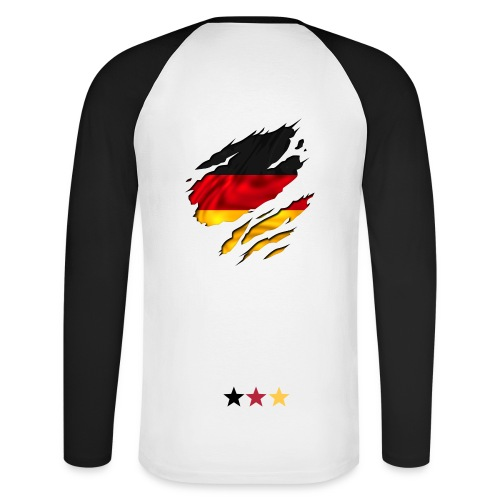Germany 2014  - T-shirt baseball manches longues Homme