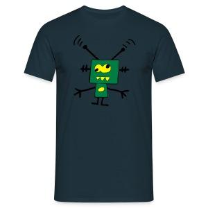 TBS - koszulka prosta - Koszulka męska