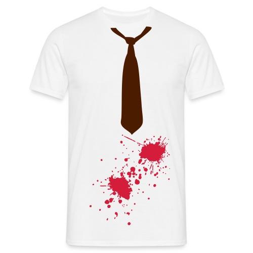 M.A.K CRAVATE QUI TACHE - T-shirt Homme