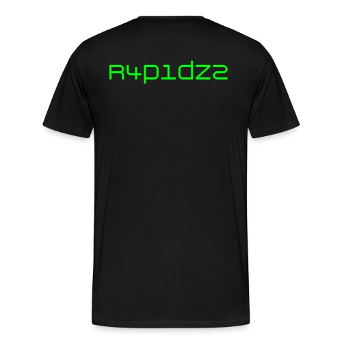 STAR Gaming 2013 R4P1DZz shirt - Men's Premium T-Shirt