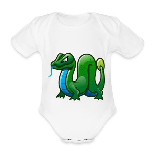 Ikae Baby - Organic Short-sleeved Baby Bodysuit