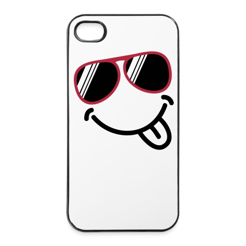 Smiley - iPhone 4/4s hard case