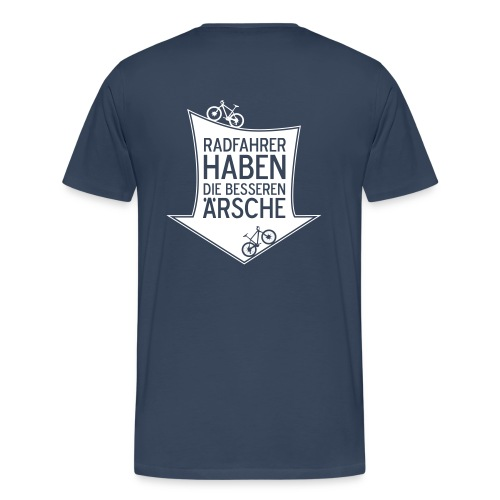 Bessere Ärsche - Männer Premium T-Shirt