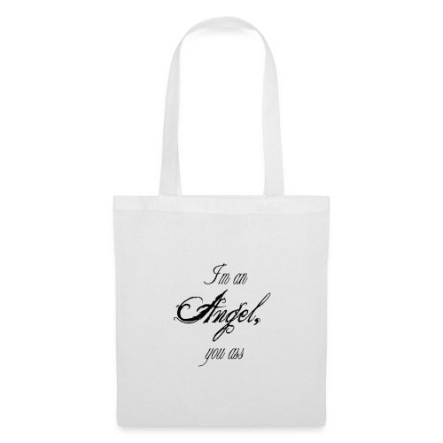 I'm an angel... shopping bag - Tote Bag