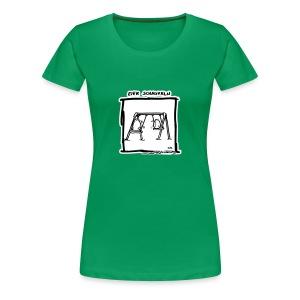 Eier schaukeln (Frauen) - Frauen Premium T-Shirt