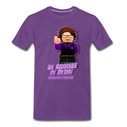 Dr.Loki - T-shirt Premium Homme