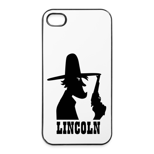 iPhone 4 Lincoln - Coque rigide iPhone 4/4s
