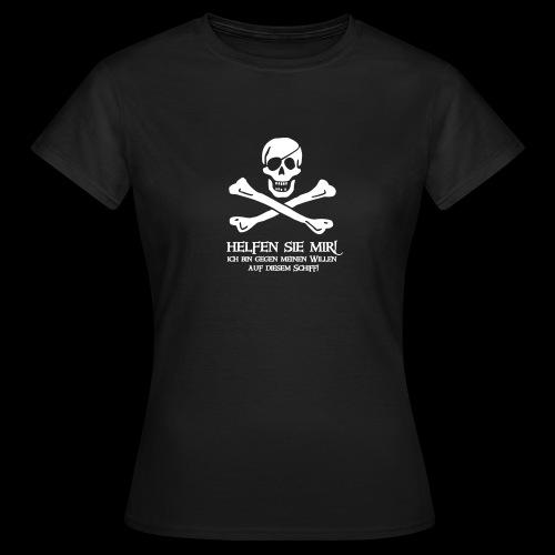 ~ S.O.S. ~ - Frauen T-Shirt