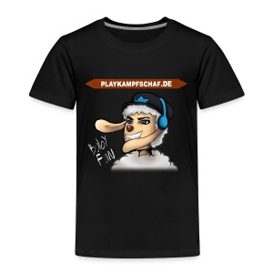 PlayKampfschaf - BabyFan - Kinder Premium T-Shirt