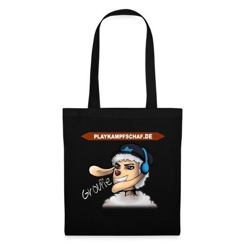 PlayKampfschaf - Groupiebag - Stoffbeutel