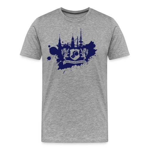 T-SHIRT Hamburg Edition - Männer Premium T-Shirt