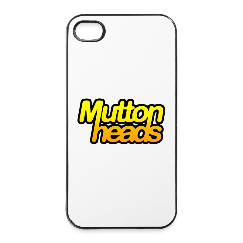 mths_logo_couleur_120dpi - iPhone 4/4s Hard Case