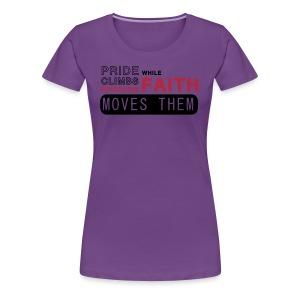 Pride - Vrouwen Premium T-shirt